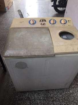 Sale washing machin good working