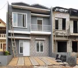 Dijual Rumah 2 Lantai Free Design Free Balkon SHM
