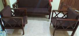 New 3+1+1 wooden Sofa home delivery 99959(call)8I459