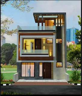 Brand New House Pakhowal Road 3bhk good location