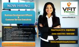 Wanted Female Customer Service Executives