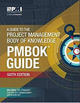 PMBOK guide 6th Edition - Nice condition