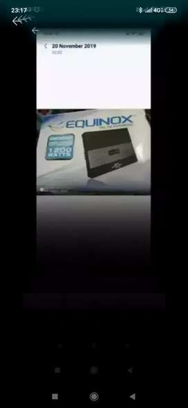 Power equinox 4 canel ( Megah top )