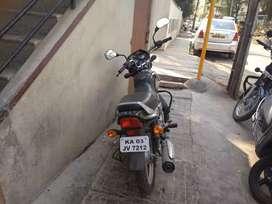 It's new bike less k m driven