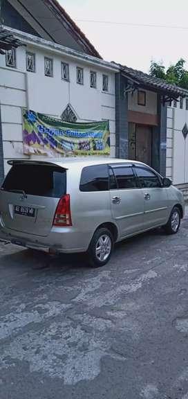 Toyota innova euro 2007