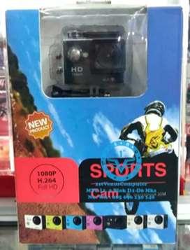 CAMERA LEXCRON SPORT BLACK + WIFI A820/A80 / CAM04-LEX