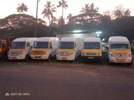 Force tempo traveller goods any model for sale