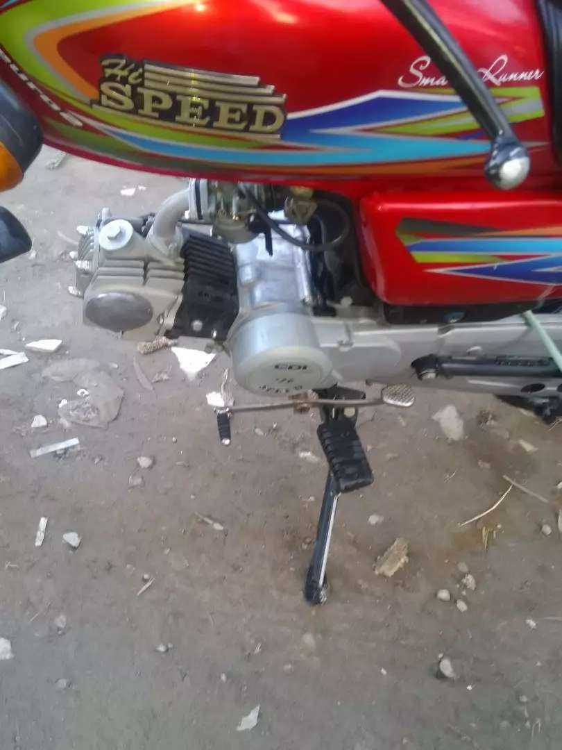 Hi speed Original bike for sale 0