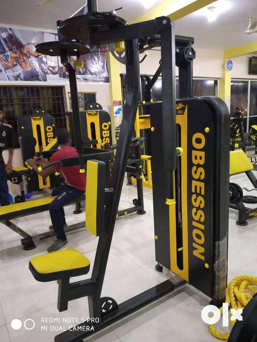 Gym branded full setup 0