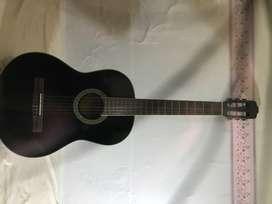 Gitar Espanola Nylon Hitam