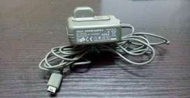 Nintendo DS lite original charger is available
