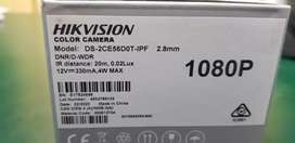 HikVision 2mp bullet and done camera