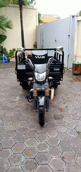 Dijual Viar Karya 150 cc baru 66 KM