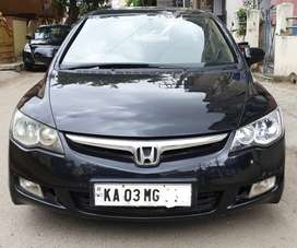 Honda Civic 1.8V Automatic, 2006, Petrol