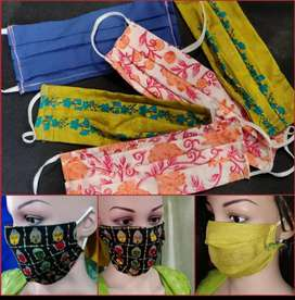 Face mask (washable)Rs15/-per pc.