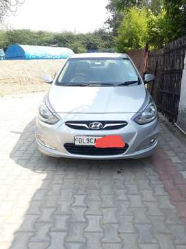 Hyundai Verna CRDi 1.6 SX Option, 2014, Diesel