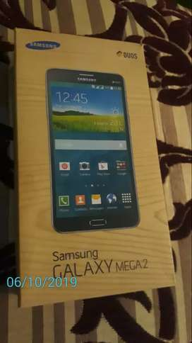 Samsung galaxy mega 2 4g lite layar 6.3