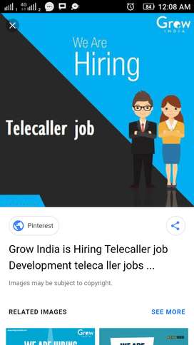 Telecallers required
