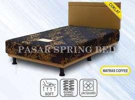 FreeOngkir Spring Bed Musterring Multibed ViennaCoffeeHBChicago 90 Set