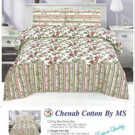 Bedsheets Double ( King Size )