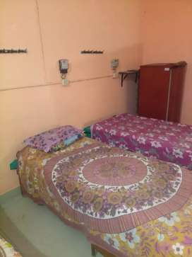 Exclusive ladies only Pg rent RS. 2300/-only flat charge on food dlvry