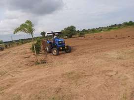 Green leaf at kandukur farm land projects price is Rs.4999 per sqyds