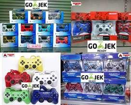 [READY GOJEK] STIK PS4 PS3 PS2 XBOX PC USB GAMEPAD STICK CONTROLER