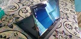 Lenovo core i5 4th gen/4gb/500gb/nvidia+intel=6gb 180%rotate screen