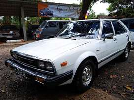 Honda accord 1981 bahan antikan