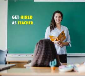 Require PTE and IELTS teacher at Cambridge ielts academy