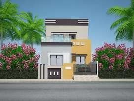 2bhk डुप्लेक्स मकान बेचना है। दीपावली ऑफर