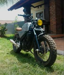 Kawasaki Pulsar 200Ns - Motor Custom