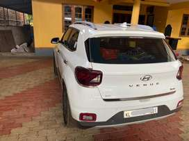 Hyundai Venue 2019 Petrol automatic dct Well Maintained
