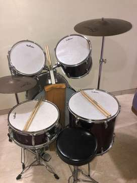 Drum set: Chancellor
