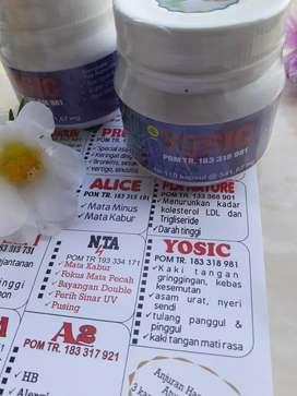 Herbal asam urat san gringgingen,yosic