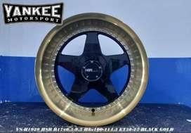 Velg Mobil Jazz, Accors VTI Vios dll R17 HSR Wheel vs