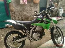 Jual motor klx 250