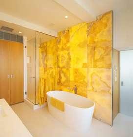 Onyx Italian Marble (8 x 4 - 32 sqare feet, 5 Slabs).
