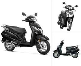 Brand new honda 125 cc Activa
