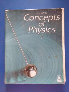 H C verma concepts of physics 1