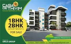 Residential Building 1&2 bhk for sale