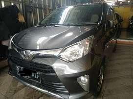 Toyota calya G matic 2018 tdp12jt nego ditempat