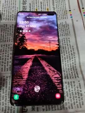 Samsung galaxy s10+ 512gb ceramic black