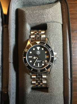 Tag Heuer Professional 1000 Wristwatch