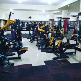 first time india half price me gym setup