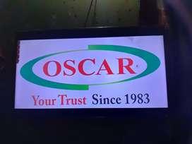 Oscar  tv  &  1  sound  box    urjent sel