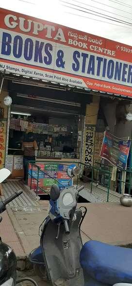 Shop for sale  2floors  gopalapatnam main road opp petrol bunk