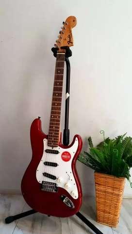 Gitar Fender Stratocaster Red Custom New