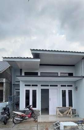Dijual cepat rumah baru ready Cluster Flora Residence - Medan