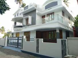 4 bhk 2200 sqft 5.5 cent new build  at edapally varapuzha koonammav